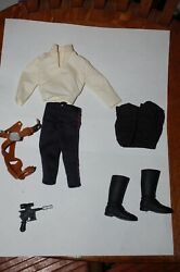 Han Solo Tatooine Outfit 12quot; Star Wars 1 6 Scale Use To Customize $37.99