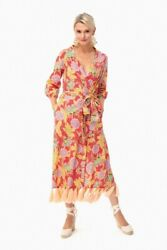 Rhode Resort Lena Dress In Floral NWT Size Small C $235.00