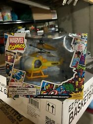 NEW MARVEL COMICS 2.5 CH WIRELESS THANOS HELICOPTER REMOTE CONTROL INDOOR USE $9.90