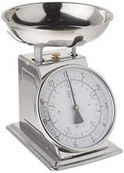 Taylor Classic Retro Vintage Kitchen Scale Stainless steel removable bowl 11Lb $29.69