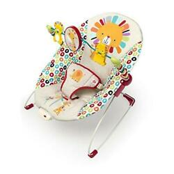 Bright Starts Playful Pinwheels Bouncer with Vibrating Seat $31.79