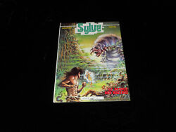 Aouamri Tarvel: Sylve : The People Of Roots Ed The Spaceship Silver 09 1990 $12.99