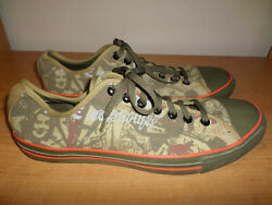 Converse All Star Men#x27;s Size 13 Camo Low Shoes Sneakers Barely used Fast Ship $24.99