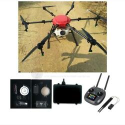 YRX610 Agriculture 10L hexacopter waterproof spraying drone kit JIYI unassembled $7200.00