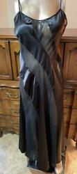 Frederick#x27;s of Hollywood Black Gown Size XL $65.00