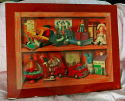 Vintage Lacquered Wall Hanging Antique Vintage Toys $29.99
