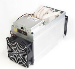 Bitmain Antminer L3 504 MH s with PSU. Scrypt Crypto Miner $599.00
