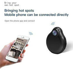 1080P HD Wifi Micro Camera Magnetic Body Video Recording Smallest Cam Indoor $32.53