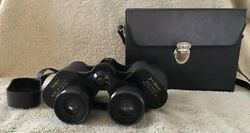 VINTAGE 1970s Sears 7x35mm Binoculars Model 445.25110 Wide Angle VG condition $17.99