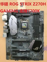 ASUS Z270H GAMING Motherboard Intel Z270 LGA1151 DDR4 HDMI DVI With a I O $175.00