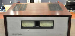 PIONEER power amplifier M4A AC100V Working Properly #6857 $2854.71