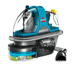 BISSELL SpotBot Spot and Stain Carpet Cleaner 2117 Push a button enjoy the clean $119.99