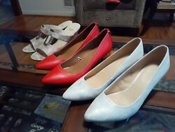 Assorted Womens Dress Shoes $10.00