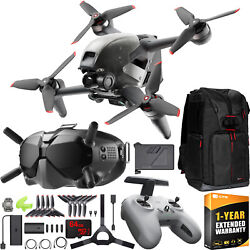 DJI FPV Combo Drone 4K Quadcopter with Goggles amp; Remote Control On The Go Bundle $1299.00