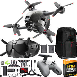 DJI FPV Combo Drone 4K Quadcopter Goggles amp; Remote 2 Battery On The Go Bundle $1449.00