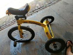 Cyco Cycle 20 Inch Tricycle Unicycle Folding Frame Model 8104 40 $75.00