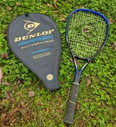 Dunlop Power Extreme Long Tennis Racket With Case $19.97