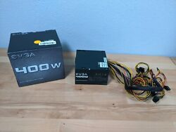EVGA 400 N1 100 N1 0400 L1 400W Power Supply $25.00