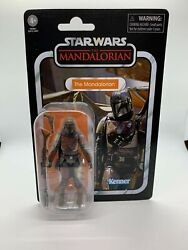 Star Wars Vintage Collection The Mandalorian VC166 IN STOCK MINT $18.99