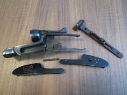 Antique Russell Arms Co.Double Barrel Shotgun Parts SideplatesForend IronFrame $129.99