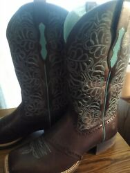 Ariat womens boots size 8 $175.00