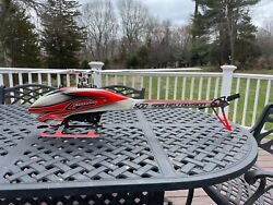 Goblin 500 RC helicopter excellent condition $950.00