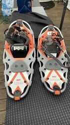 Mountain Profile Yukon Charlie#x27;s 8x21quot; Snowshoes and Bag $80.00