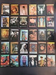 1997 Clive Barker#x27;s Imajica COMPLETE SET OF COMMONS 110 Gaming CardS CCG $39.99