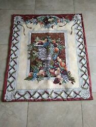 LARGE JUBILEE 35quot;x42quot; Tapestry Wall Hanging with Rod Pocket $19.99