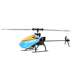 Flybarless Fixed Height Helicopter Remote Control Aircraft Aero Model blue $63.43