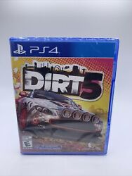 DIRT 5 PlayStation 4 PS4 2020 BRAND NEW SEALED $34.99