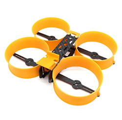 Readytosky Donut 140mm FPV Racing Drone Frame Carbon Fiber 3 inch Quadcopter Kit $57.27