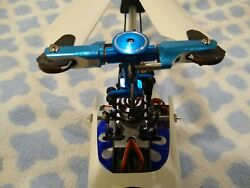 450 RC Helicopter TREX Pro Clone Gartt frame and Servos included $119.00