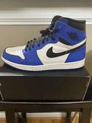 Jordan 1 game royal high Size 12 $275.00