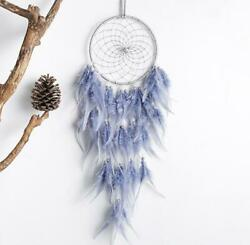 Indian style dream catcher feather wind chime pendant room pendant creative gift $4.99