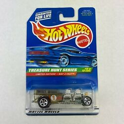 1998 Hot Wheels Treasure Hunt Series Limited Edition Way 2 Fast #12 of 12 Cars $9.75
