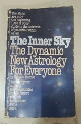 The Inner Sky The Dynamic New Astrology for Everyone Steven Forrest 1984 $15.00