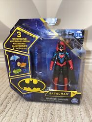 "DC Comics Batman Spin Master Batwoman Tech 1st Edition 4"" $10.99"