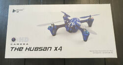 Hubsan Drone HD Camera X4 Blue $32.00