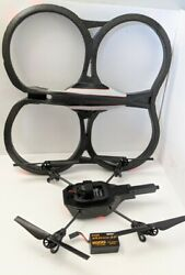 Parrot AR Drone 2.0 With Battery and Foam Guard Needs Charger amp; Calibration $59.96