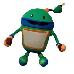 TEAM UMIZOOMI BOT Poseable Stuffed Toy appx 12quot; Tall Nickelodeon Universe Plush $20.00