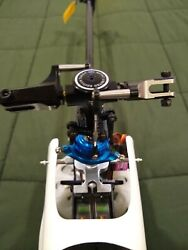 450 RC Helicopter TREX Pro Clone Gartt frame and Cyclic Servos included $149.00