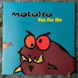 Moloko Fun For Me 12quot; vinyl single Roisin Murphy NM $9.00