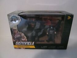 True Heroes Sentinel 1 Military Combat Helicopter Toys R Us New in Original Box $19.99