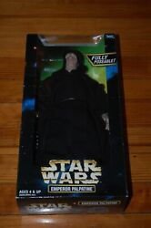 The Emperor 12quot; Star Wars Return of the Jedi New 1 6 Scale MIB $24.99