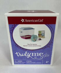 American Girl Hamster Class Pet for Dolls Truly Me 2017 New in the box. $34.99