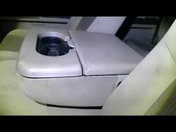 Console Front Floor With Armrest Crew Cab Fits 08 10 FORD F250SD PICKUP 403186 $125.00