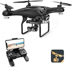 SNAPTAIN SP600N GPS Drones with Camera for w 2 Axis Gimbal and 2K HD Camera new $139.99