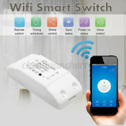 Smart Home WiFi Wireless Switch Module IOS Android APP Control Home Life $11.20