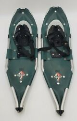 Redfeather Eagle Green Snowshoes With Carry Bag 30x8in $100.00